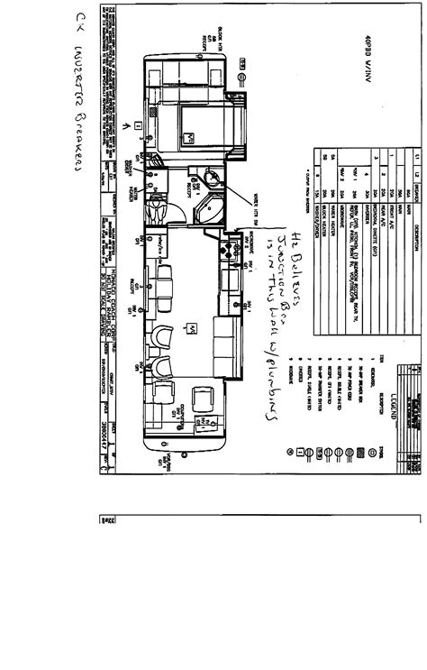 Monaco Wiring Schematic by I A 2001 40 Foot Monaco Diplomat I Lost Power