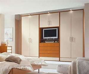 Kleiderschrank Mit Fernseher : schlafzimmer gestalten mit concept ~ Sanjose-hotels-ca.com Haus und Dekorationen