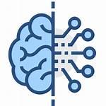 Icon Intelligence Artificial Brain Ai Technology Electronics