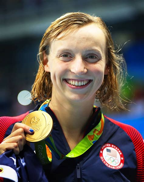 She has won five olympic gold medals and 15 world championship. Pin by Kathy Schmid on 2016 Rio Olympics | Katie ledecky ...