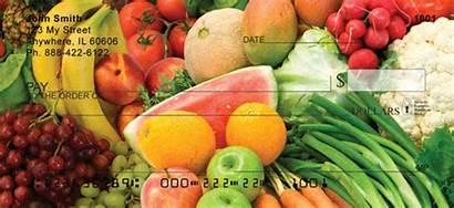 Vegetables Farmers Market Checks