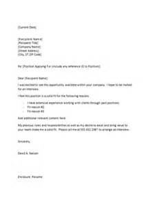 templates cover letter