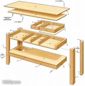 PDF DIY Work Bench Table Plans Download workbench plans nz