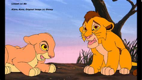lion king simba  kopa