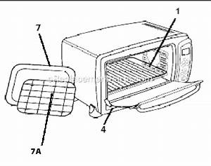 Oster 6059 Parts List And Diagram   Ereplacementparts Com