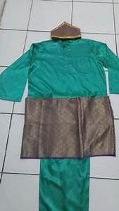 Jual Baju Teluk Belanga Melayu    Baju Padang    Laki