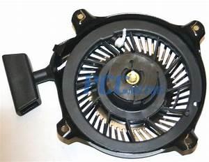 Recoil Rewind Pull Starter Briggs  U0026 Stratton 135202 135212