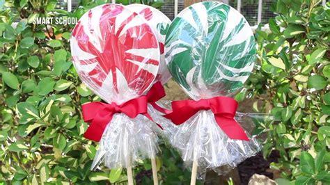 giant lollipops  paper plates youtube