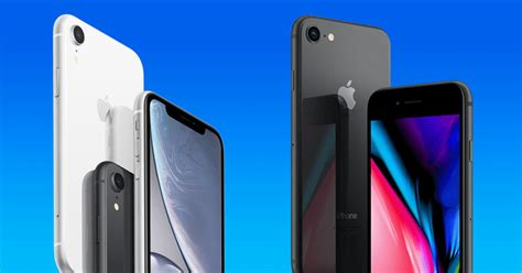 iphone xr vs iphone 8 which is the best