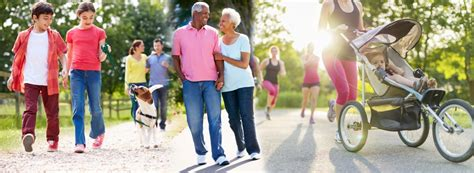 walking physical activity cdc
