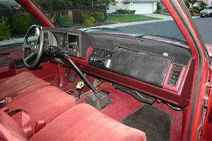 1989 Chevy K1500 Truck 4x4 Silverado Package