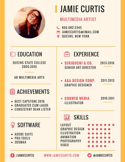 prominent business manager resume templates by canva