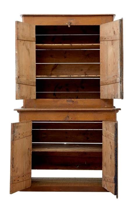 how to paint a kitchen cabinet 19th century rustic swedish pine painted kitchen cupboard 8786