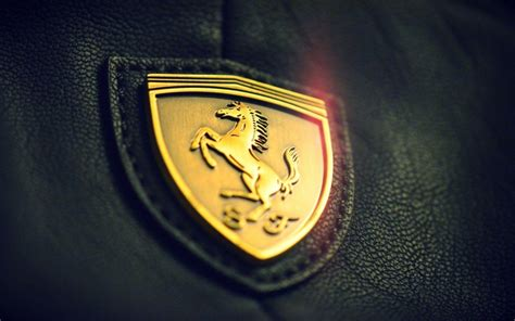 ferrari porsche logo ferrari logo wallpapers wallpaper cave
