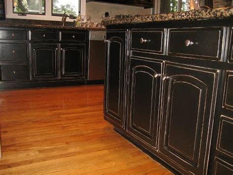 distress kitchen cabinets  chalk paint youtube