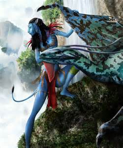 James Cameron Avatar Banshee