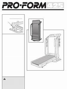 Proform Treadmill Pctl93070 User Guide