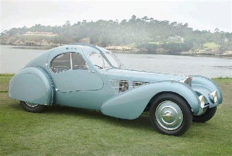 Antique Bugatti Cars by 1937 Bugatti Atlante Found In Garage The