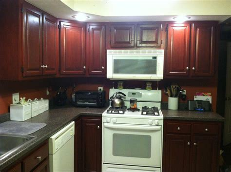ideas for refinishing kitchen cabinets ideas for painting kitchen cabinets photo sathoud decors 7420