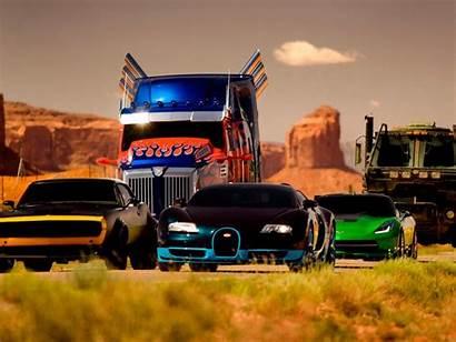 Transformers Armored Trailer Lamborghini Cars Corvette Chevrolet