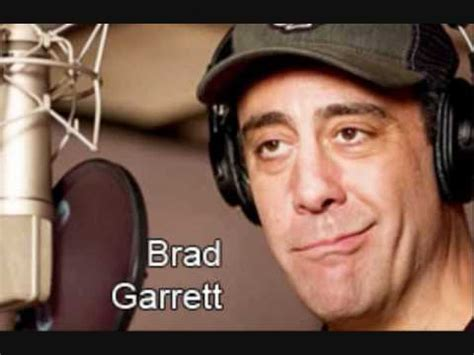 Brad Garrett's Cosby Impersonation - YouTube