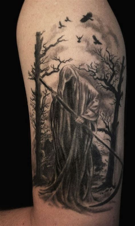 grim reaper tattoos designs ideas  meaning tattoos