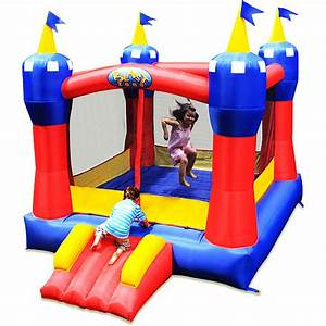blast zone magic castle inflatable bounce house walmartcom With blast zone magic castle inflatable bounce house