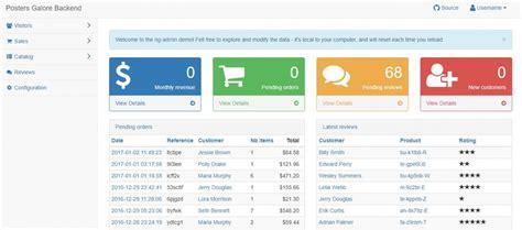 Angular Js Themes 12 Best Free Angularjs Admin Dashboard Themes On Air Code