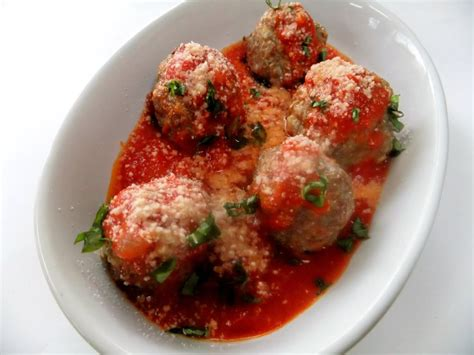ricotta meatballs ricotta filled meatballs recipe dishmaps