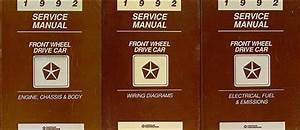 1994 Plymouth Acclaim Radio Wiring Diagram