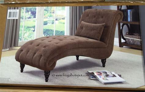 Costco Sale Bainbridge Chaise Lounge $23999  Frugal Hotspot