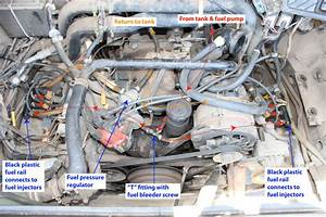 Fuel Line Replacement  U2014 Vanagon Org