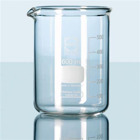 duran super duty becherglas kaufen bei chemoline