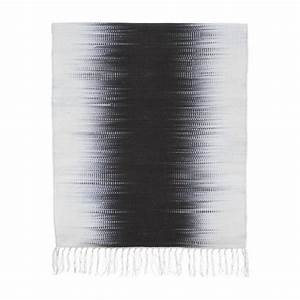 tapis house doctor tie dye gris electric 90 x 200 cm With tapis 200 x 200