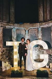 37 approaches to use marquee lights at your wedding With marquee letters wedding