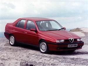 Alfa Romeo Q4 : 3dtuning of alfa romeo 155 q4 sedan 1992 unique on line car configurator for more ~ Gottalentnigeria.com Avis de Voitures