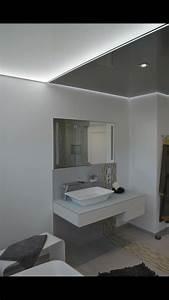 Led Lichtleiste Decke : graue lack spanndecke led licht leiste transparente lack licht spanndecken pinterest ~ Markanthonyermac.com Haus und Dekorationen