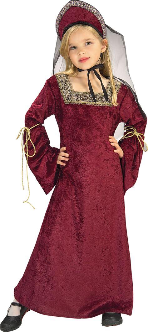 Royal Medieval Queen Girlu0026#39;s Fancy Dress Book Week Kids Costume Outfit Ages 3-10   eBay