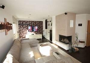 Ein Wohnzimmer Mit Kamin Gestalten RAUMAX