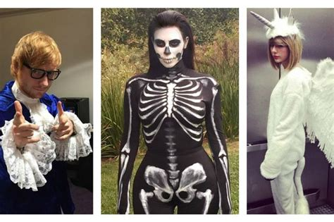See the best celebrity Halloween costumes from stars like ...