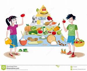 Snack clipart healthy lifestyle - Pencil and in color ...