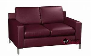 Soho leather twin by lazar industries is fully for Soho sofa bed