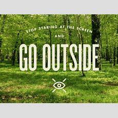 Go Outside By Jake Dugard  Dribbble Dribbble
