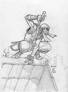 Ninja by hamex on DeviantArt