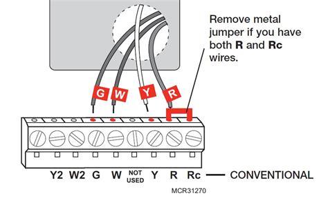 Honeywell Rth Thermostat Wiring Diagram