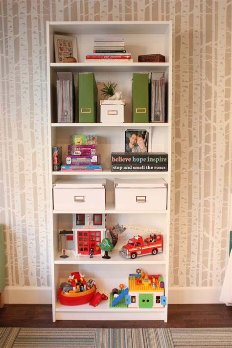 Billy Bookcase by Billy Bookcase Storage Bins Fabrictherapy