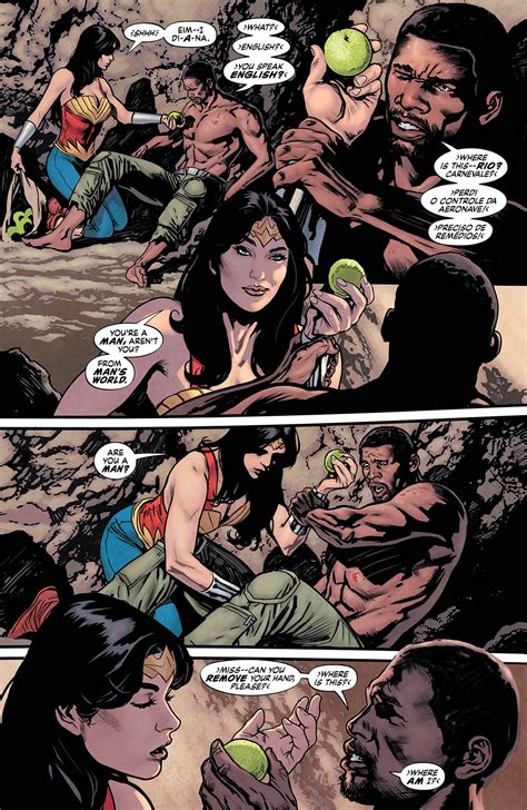 Wonder Woman Earth One By Grant Morrison And Yanick