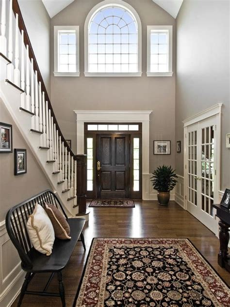 great traditional entryway foyer colors foyer paint colors house design