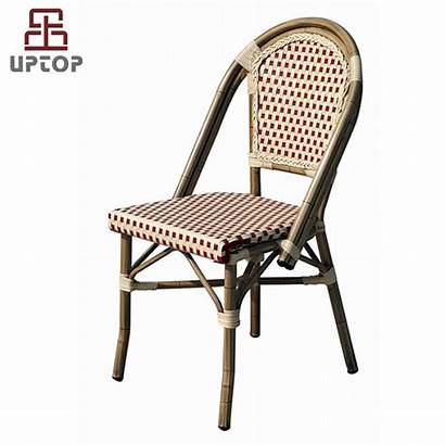 Bistro French Chair Outdoor Cheap Furniture Stacking