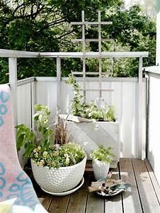 29 ideen fur balkongestaltung den balkon mit pflanzen With kleiner balkon ideen pflanzen